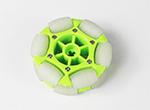 全向轮组件(Φ54X22六角孔2个)