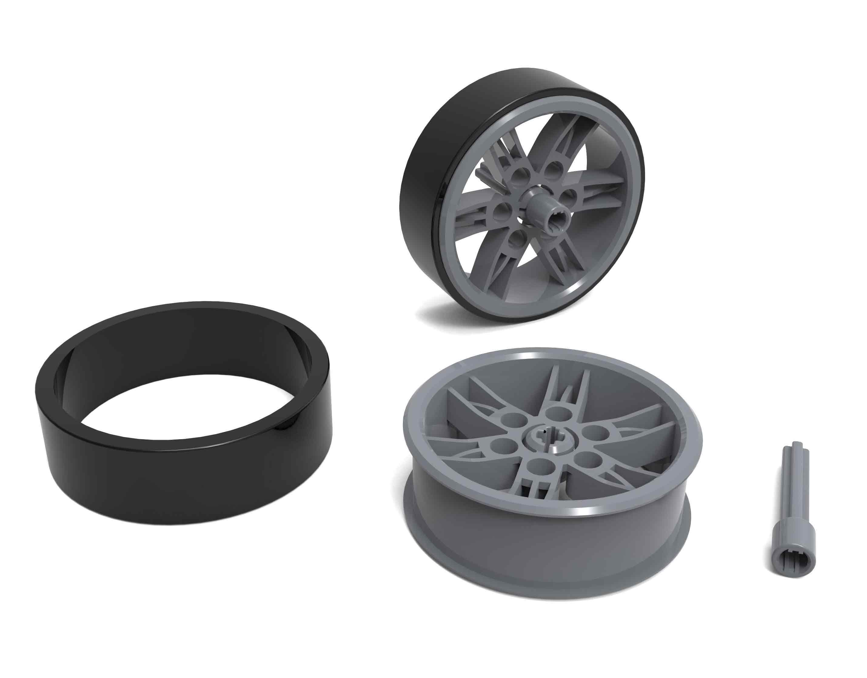 轮胎组件(6522轮胎2个)